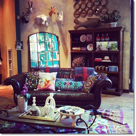 Anthropologie store