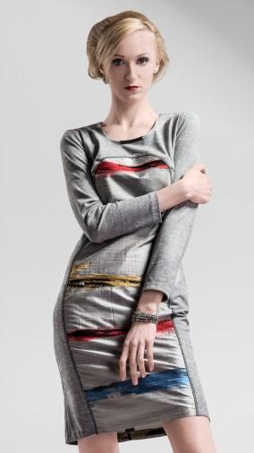 mod: Judyta Rarus, mua/styl: Paulina Kaleta, hair: Magdalena Łukaszewicz, assist: Agnieszka Kasińska, studio: Artystyczna Alternatywa, dress: DAGNEZ