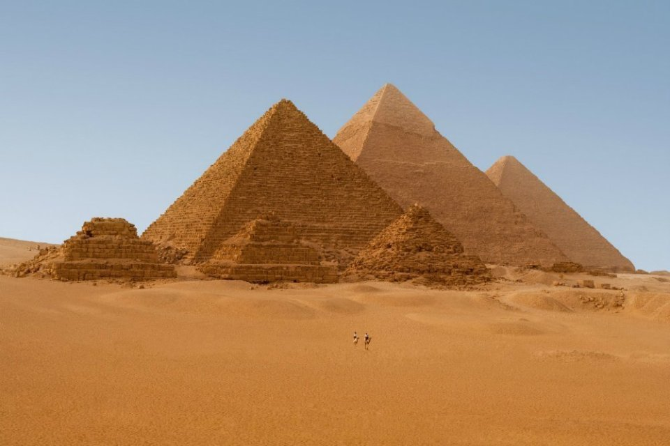 GIZA-PYRAMIDS Sunshine holidays & more in the South Mediterranean