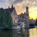 A day trip from Bruxelles to Flemish cities of Ghent and Bruges