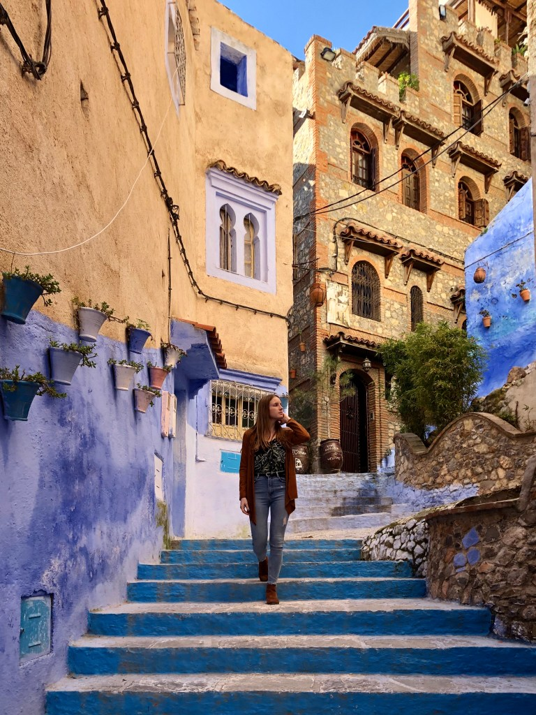 IMG_9517-768x1024 Chefchaouen, the Blue Pearl in Morocco