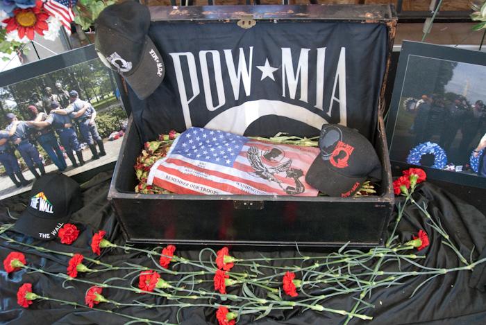 Patriots Day Display