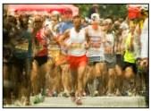 The marathoner - Toronto © Stephen D'Agostino