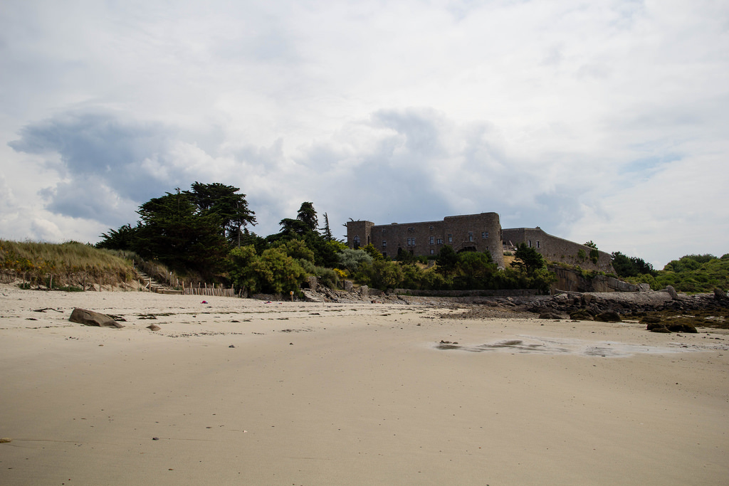 Fort des iles Chausey.