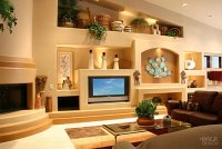 Stunning Southwest-Style Home Entertainment Centers & Home ...