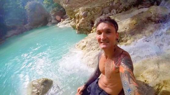 Dee Doke Waterfalls-number 10 pool is the best.