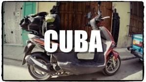 motorcycle through cuba, hire a scooter cuba, cuba scooter hire, havana scooter hire, havana, cuba, rtw, wanderlust, adventure, travel