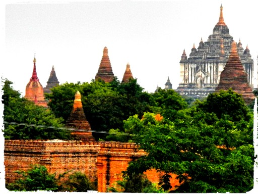 amazing sights to see in Bagan