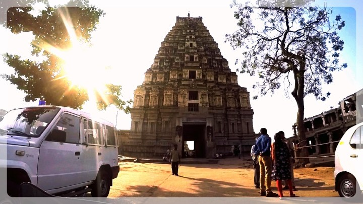 Virupaksha Temple, dagsvstheworld, motorcycle through india, hampi, rtw trip motorcycle, wanderlust, adventure, mumbai, amanita caves, hindu, indian school kids, ellora caves, ajanta caves