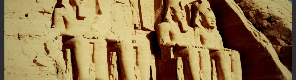 Egypt: Luxor to Abu Simbel- The End of the Road