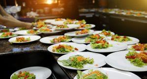 desperdicio de alimentos en los eventos