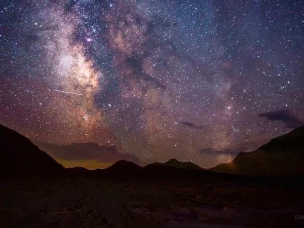 Волшебный вечер в Синайских горах