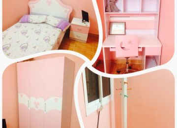 Couleur Chambre Petite Fille   Idée Chambre Enfant Rose