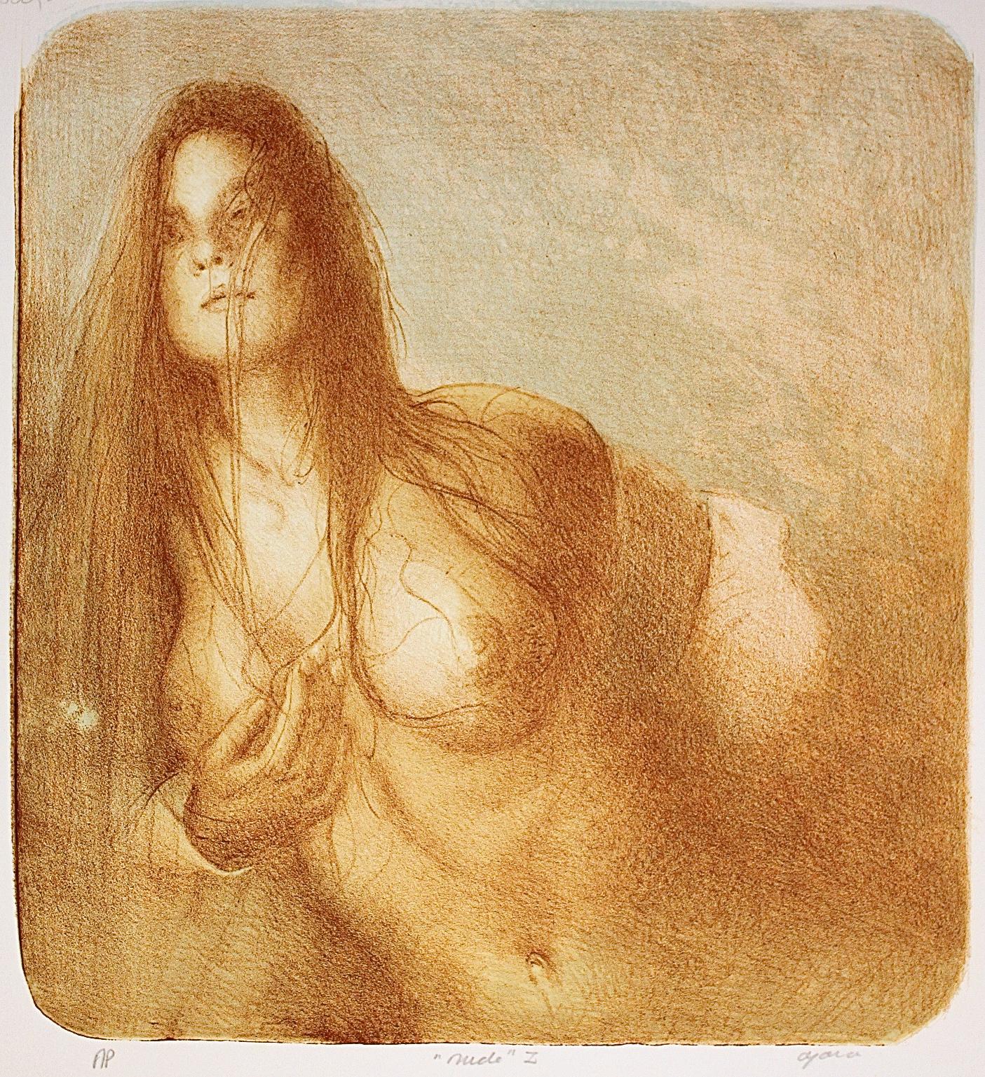 Eser Afacan – nude