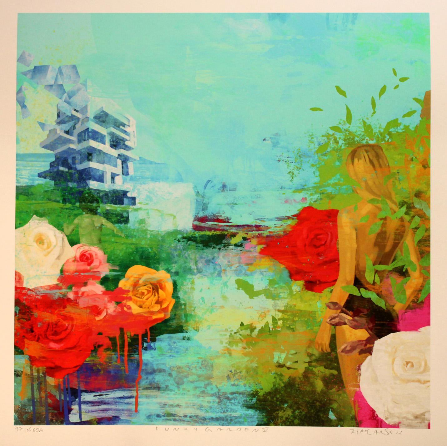 Rino Larsen – Funky garden 5