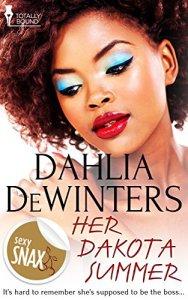 Book Cover: Her Dakota Summer