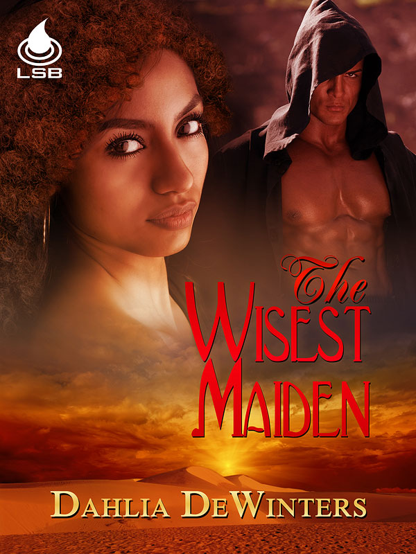Book Cover: The Wisest Maiden