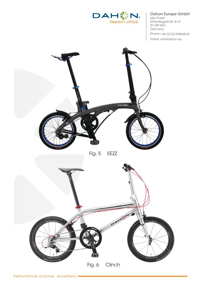 Folding Bikes by DAHON   DAHON Introduces its Smallest ...