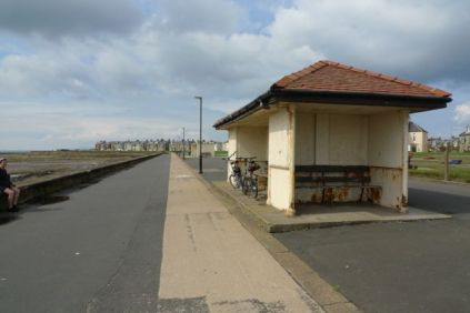 Cycle Route 7 - Troon Esplanade