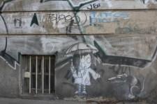Graffiti - Donji Grad
