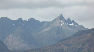 Pointy Cuillins