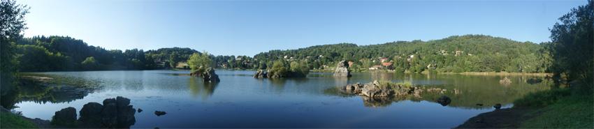 Lac Adat, Auvergne