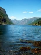 lofoten, lac norvège