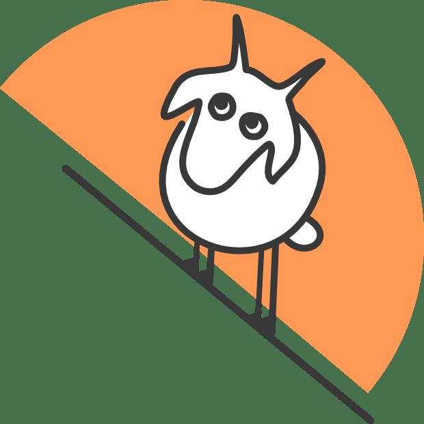 Logo Dahu-Concept : Création site web, graphisme, logos, maintenance à Gap
