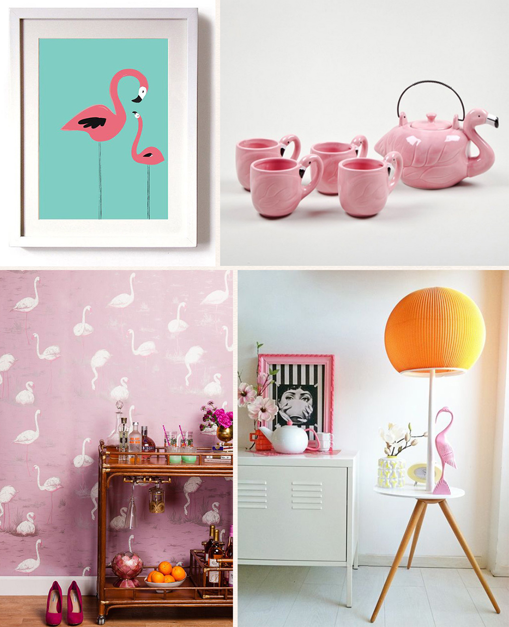 flamingo decor 4