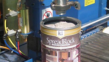 Spreadrock Filling