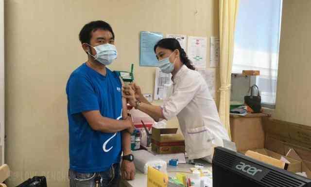 台湾でアストラゼネカのワクチン接種を受けたので自分が体験した副反応についてレポートします