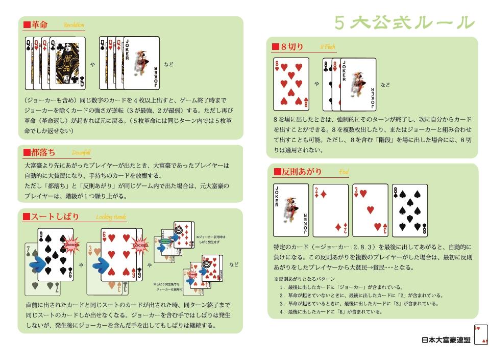 2月19日の大富豪大會の正式名稱はマンハッタンインベストメント杯となりました « 日本大富豪連盟 公式ブログ