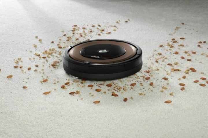 ロボット掃除機 ルンバ 890 <iRobot HOME アプリ対応>