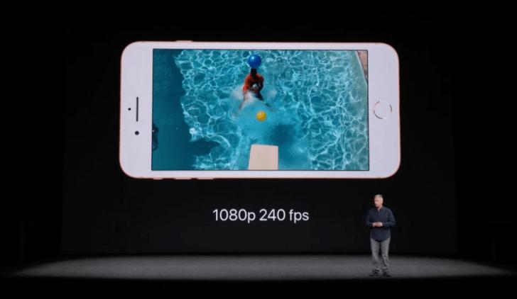 iphone8_8plusの動画撮影も滑らかに