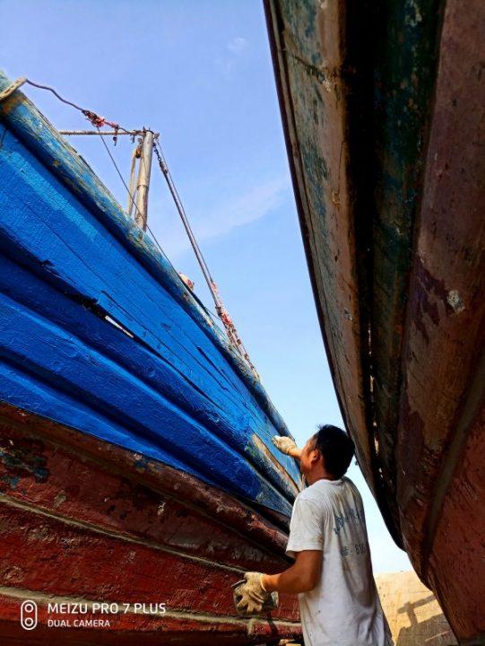 背面ディスプレイ搭載の中華スマホ Meizu PRO 7で撮影された写真