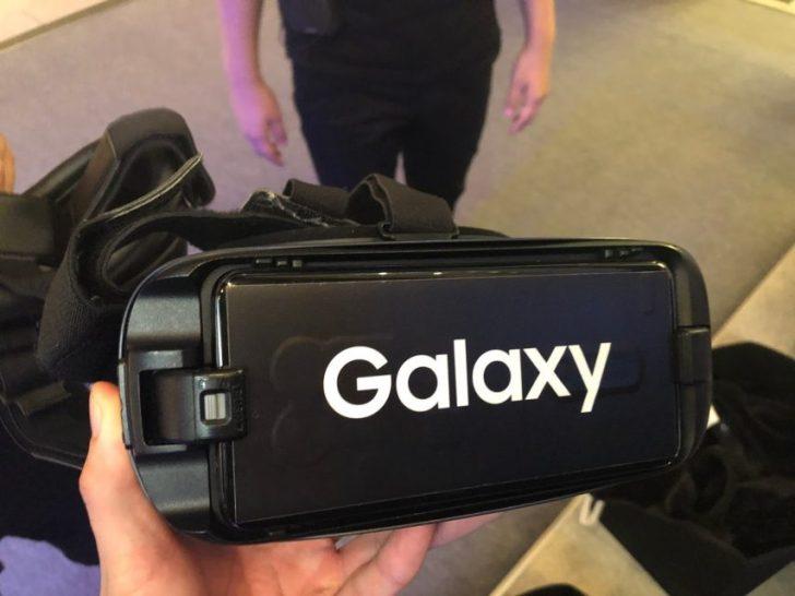 ミッドタウン六本木のgalaxy_studioで無料でトレジャーハンター4DVRのOculus本体