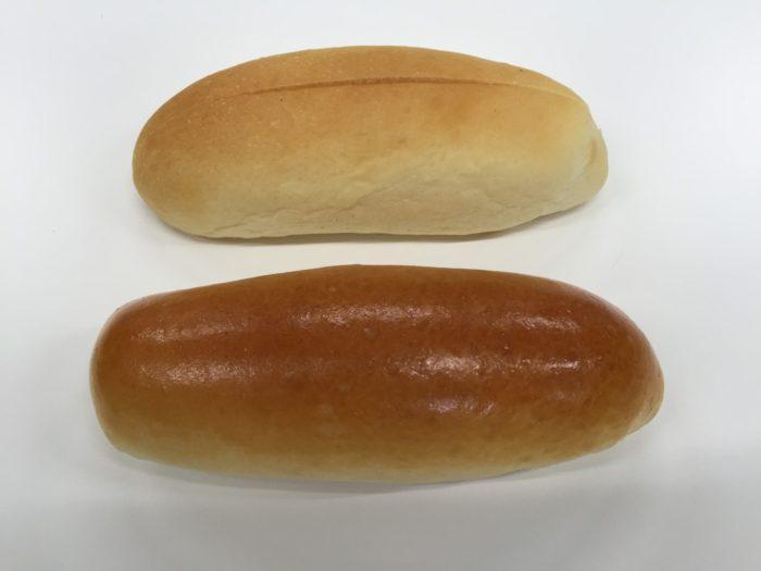 パン焼き色