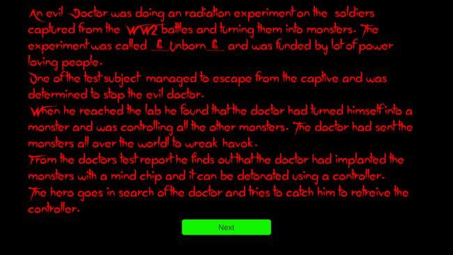 Unborn Story
