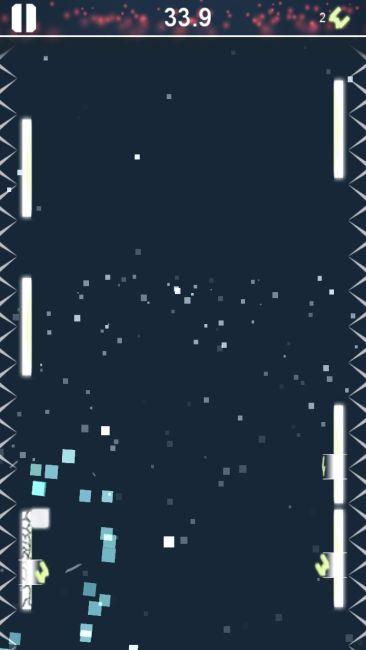 Vertical Dash Gameplay