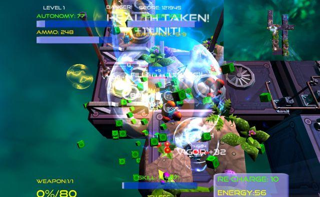 Ballystix Gameplay