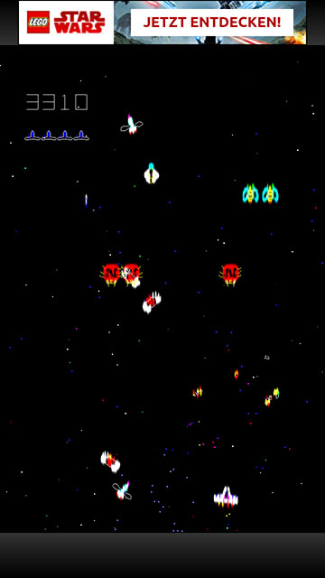 Inter Galactic Space Bugs Screenshot