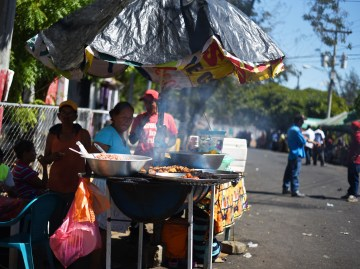 Managua –More street food