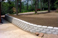 Retaining Walls | Dail & Son Landscaping | Monument ...