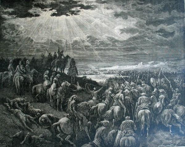 Religious War Art