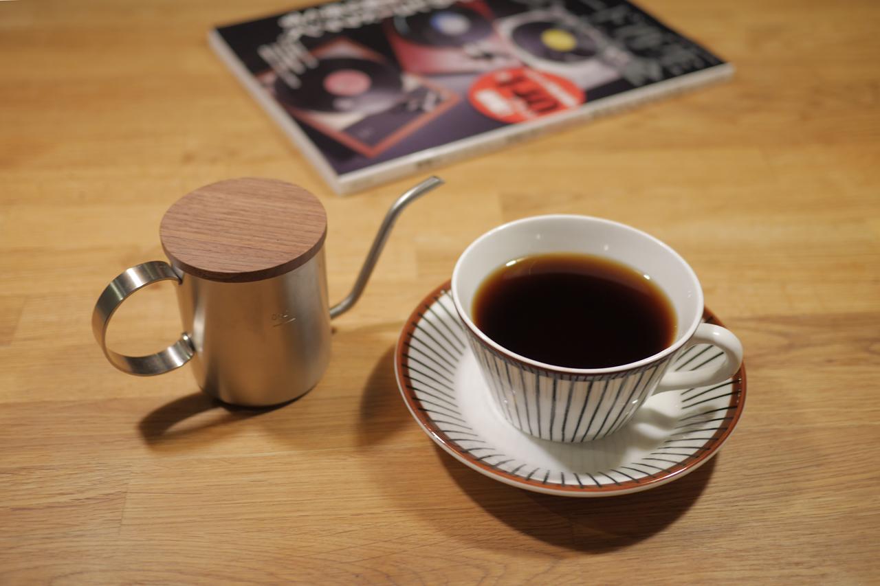 オーディオ&コーヒー探訪