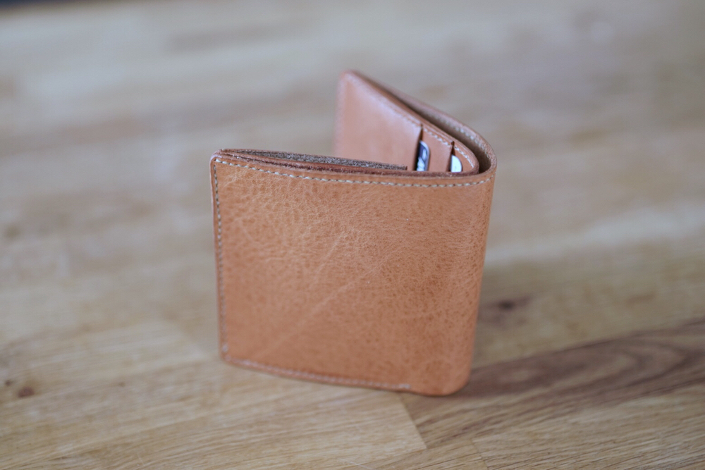 Leather Wallet 1st edition