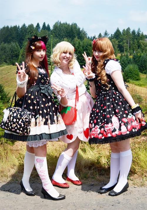 Lavender Fest Lolita Meet