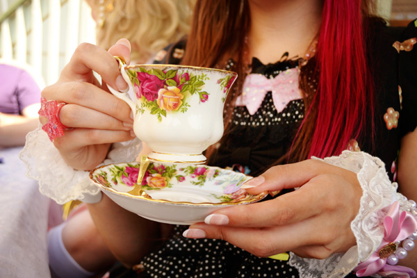 Lavender Lolita Meet