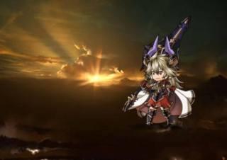 【グラブル】 十天衆6人目の最終上限解放達成! サラーサ最終上限解放の為に紫菫の試練周回・・・