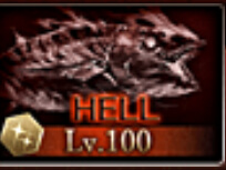 【グラブル】 100HELL煉獄カツウォヌス解禁 ただ、今回のメインは結局95HELLオート周回・・・
